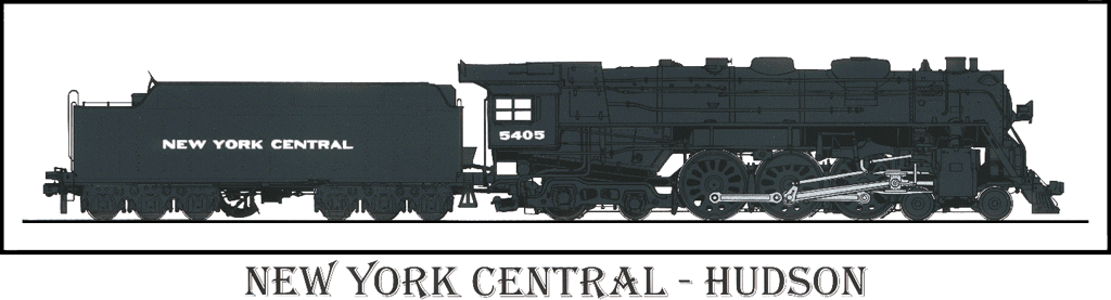 A New York Central Hudson